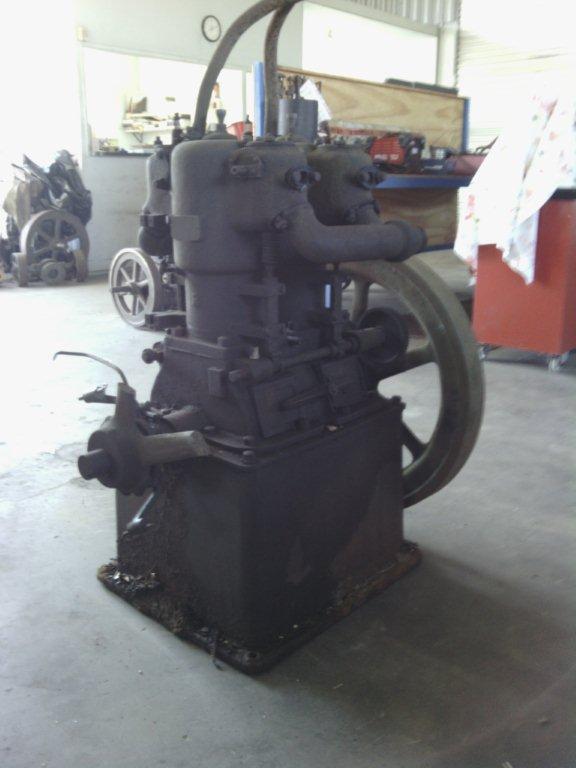 Palmer engine