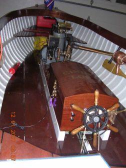 "Gray Model ""0"" installed in Poulsbo Boat"