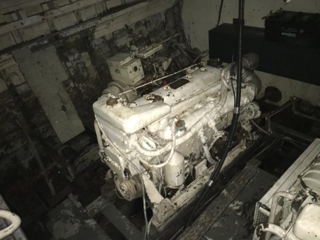 Gray Marine 6-71