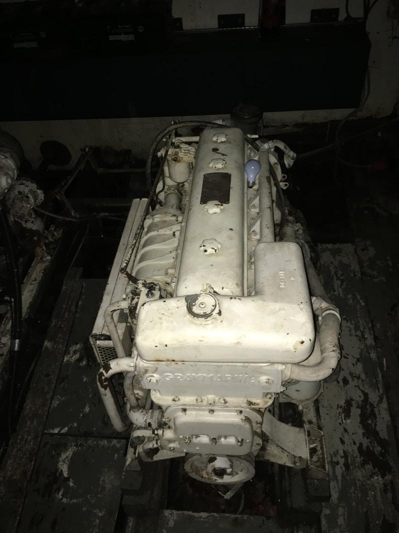 Gray Marine 6-71 1