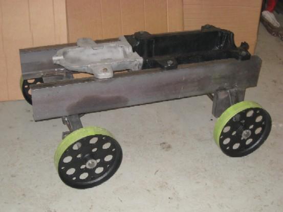 Gray Cart