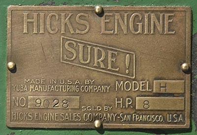 Label plate