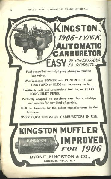 Kingston Type K