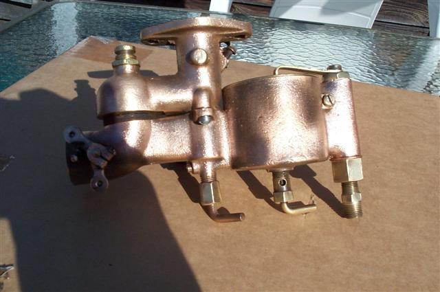 Mayer Carb from Lee/Pontiac farm engine