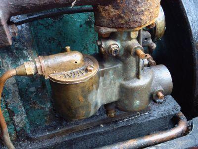 Amal carburetor