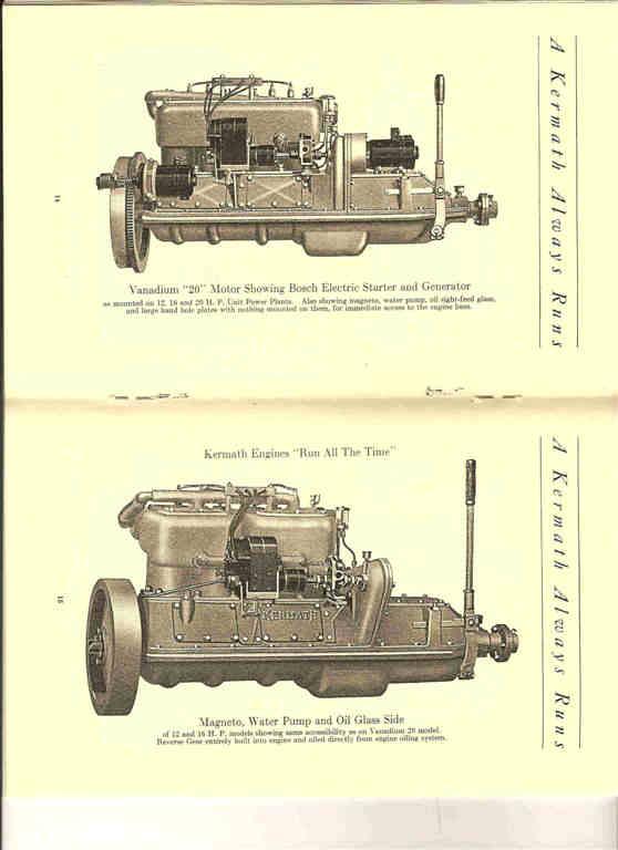 4 cylinder Kermath Ad