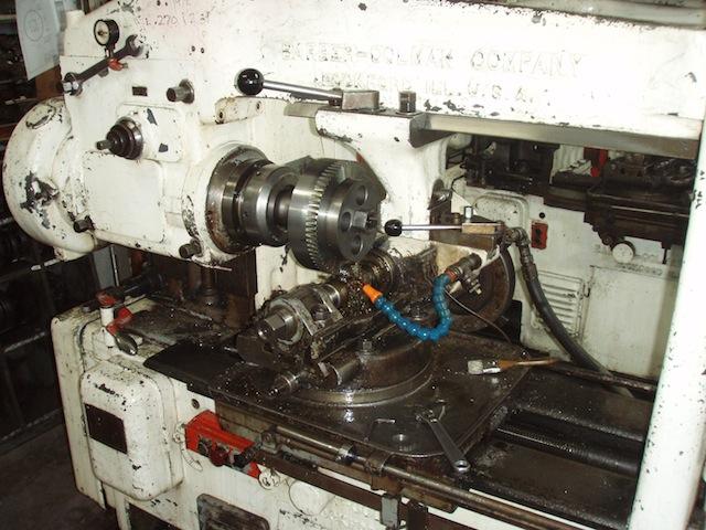 gear machines