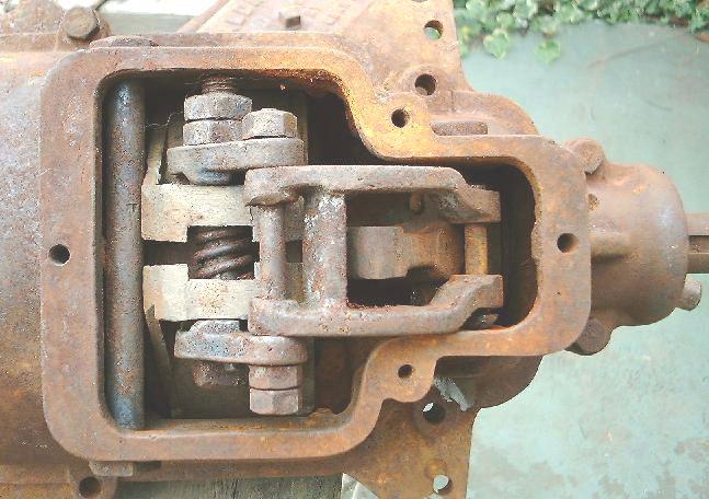 Baldridge No.7 Gear Internals