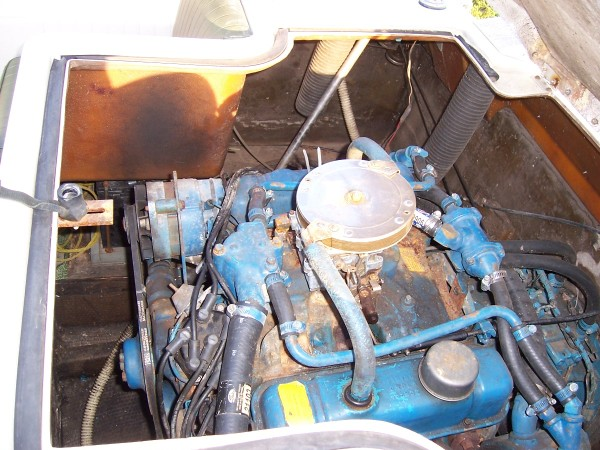 old marine engine universal super sabre buick v6 225 cid 155 hp chris craft v6