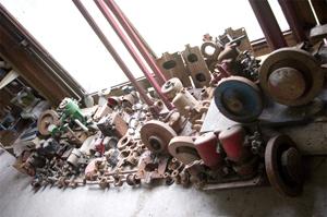 motors and parts
