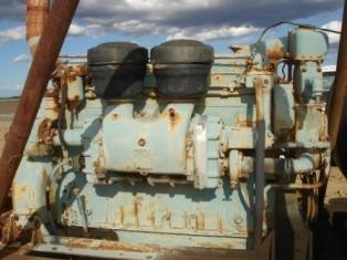 GM marine engine?