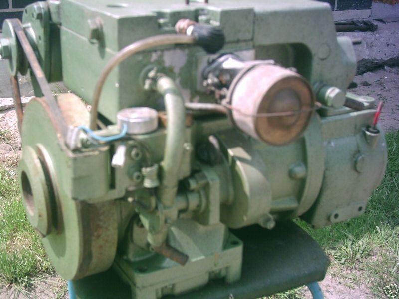 Marie engine
