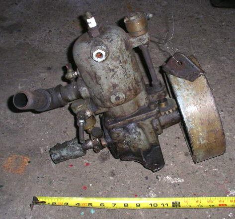 unknown marine engine