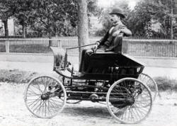 The Pioneer 1893/1894 Americas First Automobile