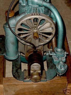 Unknown engine rear