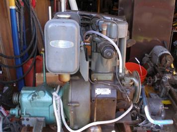 Kermath Farymann diesel