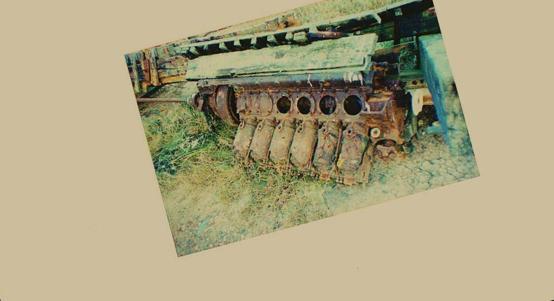 Martins mystery motor