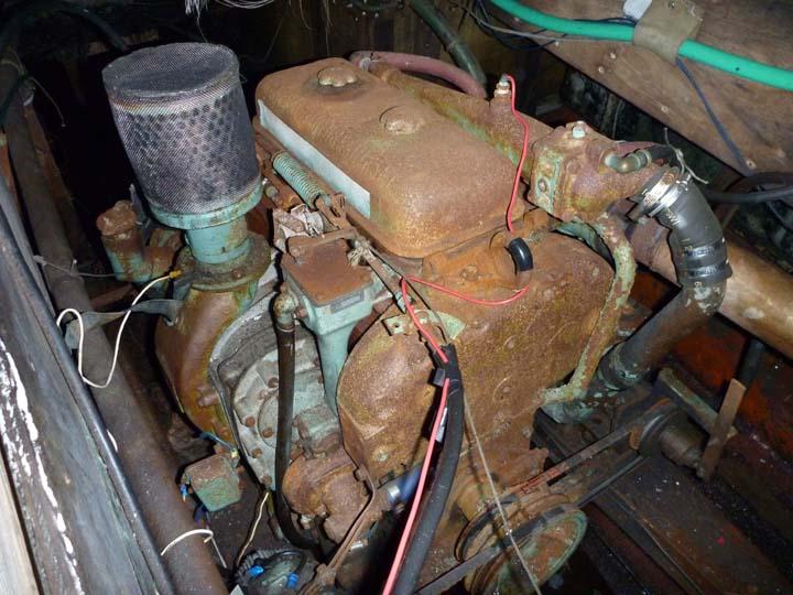 GMC Diesel Engine unknown by me