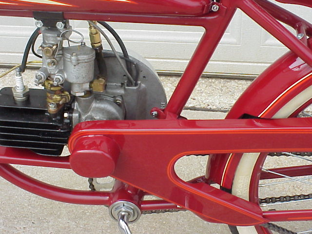 1938 evinrude carburator