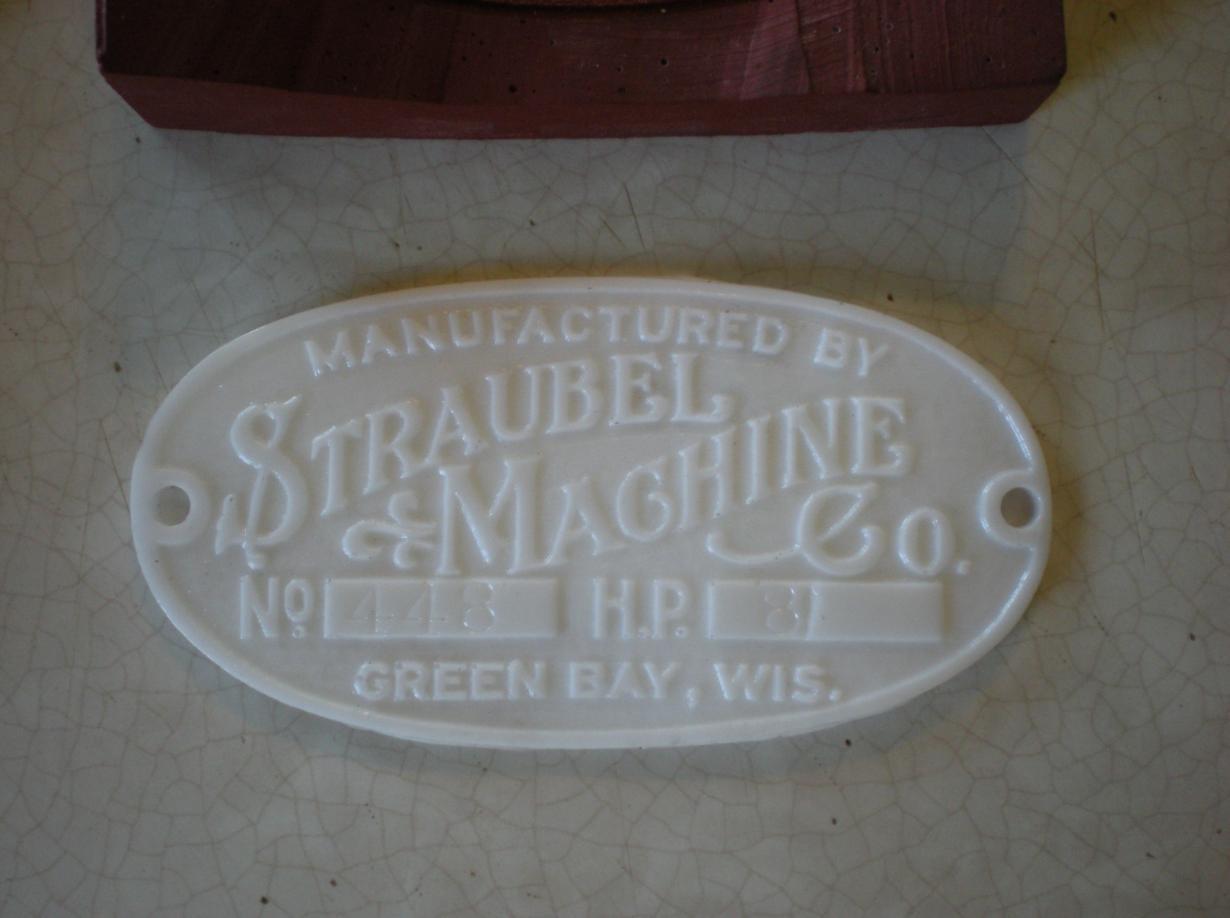 nameplate molding