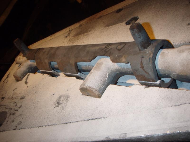 Straubel manifold