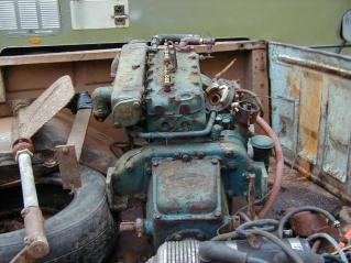 Scripps Marine Engine and Transmission