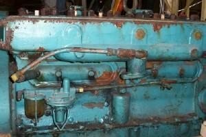 Engine-port side