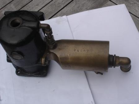 Caille exhaust +serial no