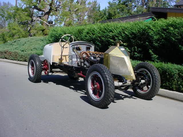 1915 VAN BLERCK RACER