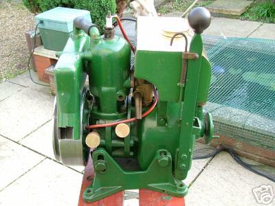 Brooke marine engine