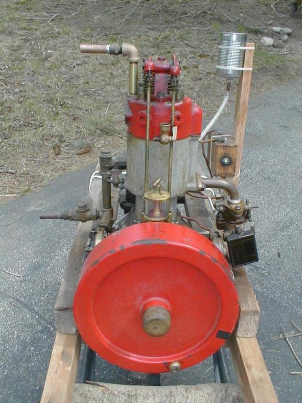 YT-1 Flywheel Side