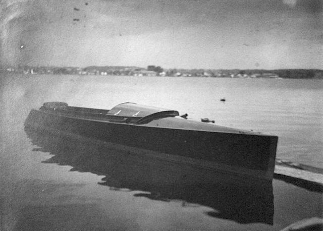 Toronto Harbor Motor Launch