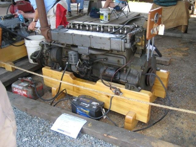 engine base