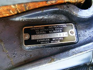 Johnson outboard motor serial number year for Where to buy motors