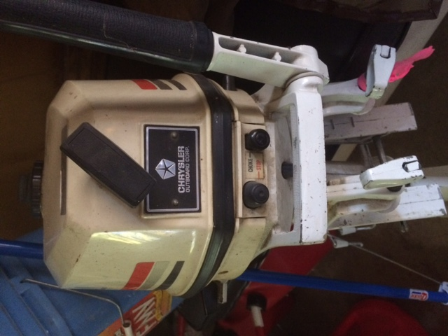 75    Hp    Chrysler    Outboard Motor  impremedia